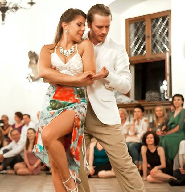 Tymoteusz Ley Agnieszka Stach tango argentino